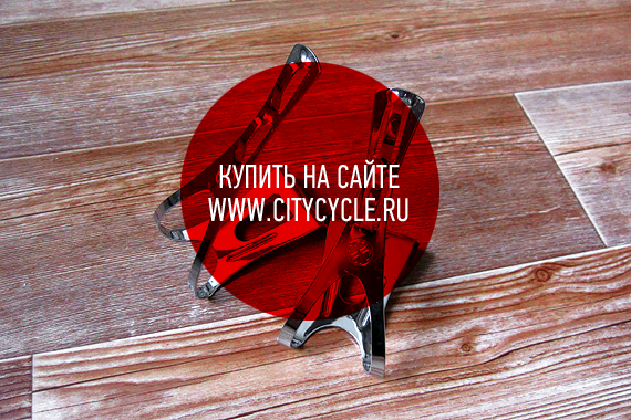 Туклипсы для трекового, fixed gear велосипеда